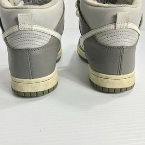 Nike Shoes - 2006 Nike Dunk High Neutral Gray White Cool Carbon
